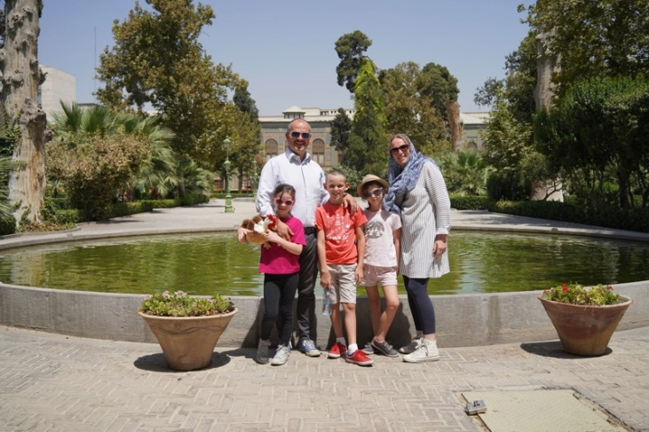 Teheran 25