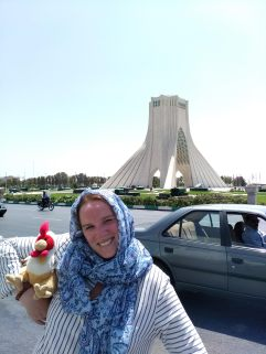 Azadi Tower - Teheran