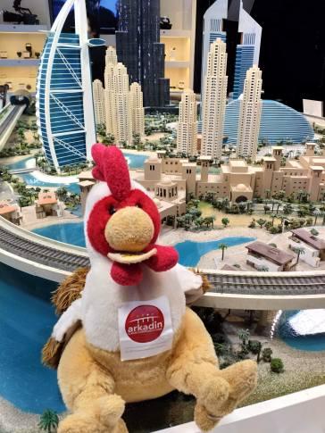 ArkaCoq in Dubaï