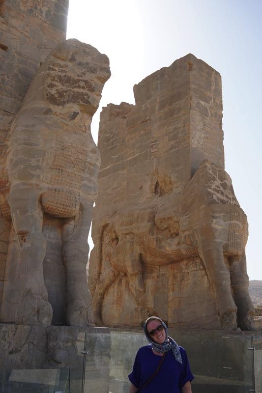Iran - Persepolis - Chiraz - Bandar Abbas 1