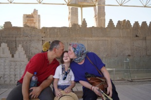 Iran - Persepolis - Chiraz - Bandar Abbas 12