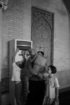 Iran - Persepolis - Chiraz - Bandar Abbas 39