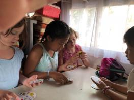 Jeux entre enfants