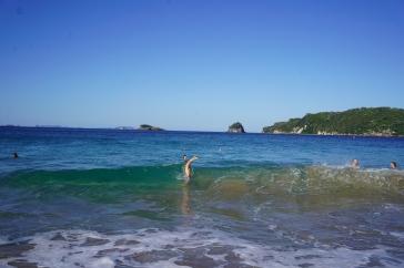 38 - NZ Haei Beach & Cathedral Cove