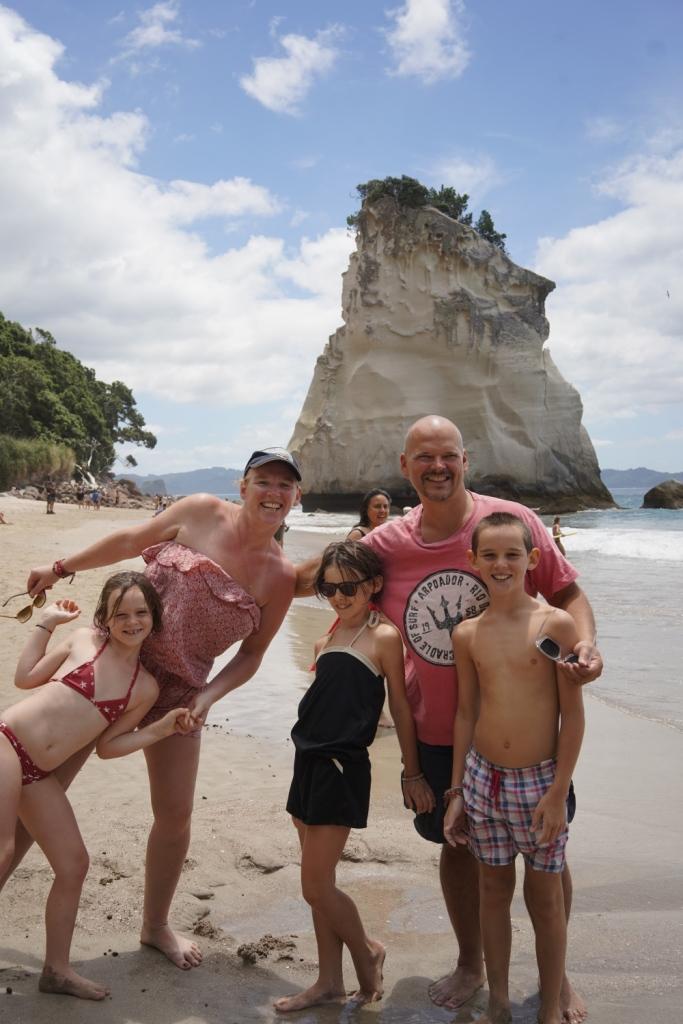 76 - NZ Haei Beach & Cathedral Cove