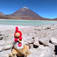 Bolivie - Laguna Verde - Sud Lipez