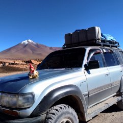 Bolivie - Sud Lipez - 4x4 Trek