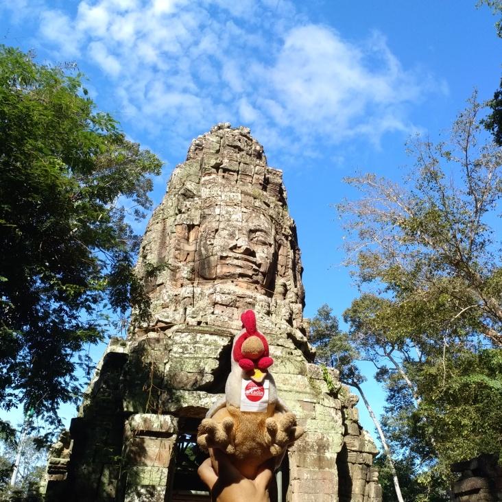 Cambodia - Siem Reap - Bayon