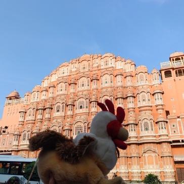 Jaipur - Palais des Vents