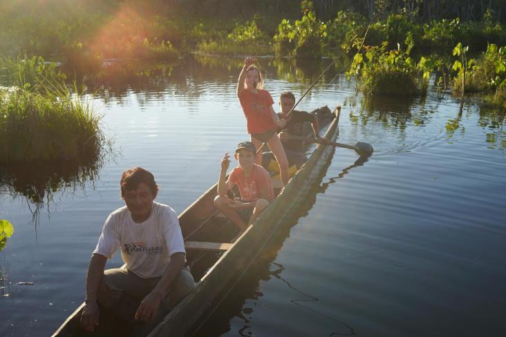 119 Equateur Amazonie
