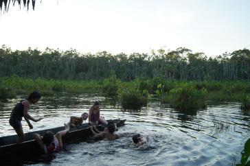 120 Equateur Amazonie
