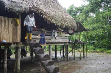124 Equateur Amazonie