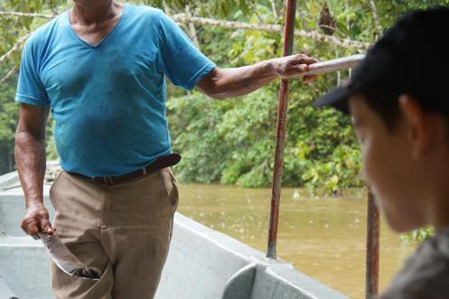 150 Equateur Amazonie