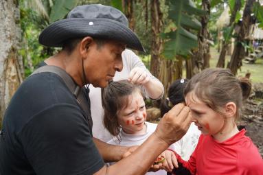 195 Equateur Amazonie