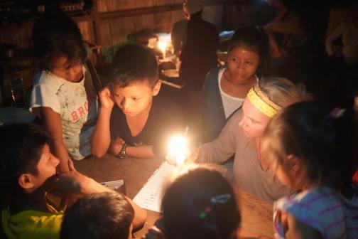 209 Equateur Amazonie