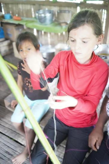 228 Equateur Amazonie