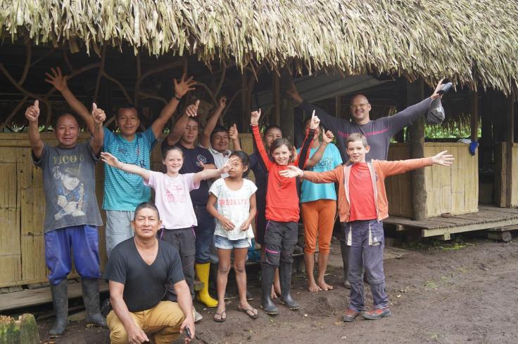 236 Equateur Amazonie