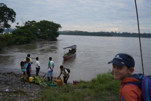 62 Equateur Amazonie