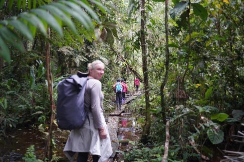 65 Equateur Amazonie