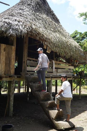 75 Equateur Amazonie