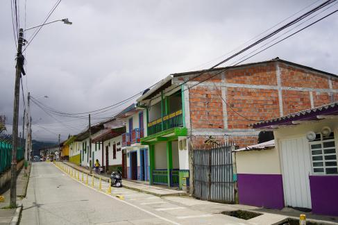 104 Colombie Salento Café