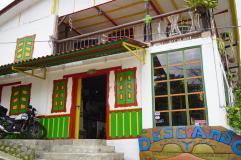 107 Colombie Salento Café