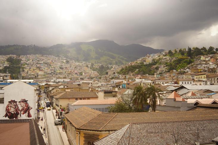 251 Equateur Quito