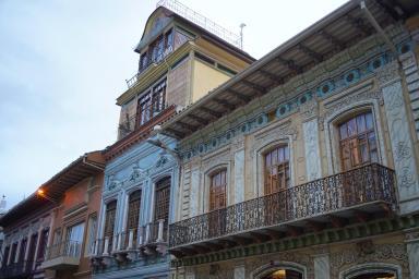 4 Equateur Cuenca