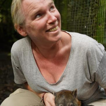 57 Equateur Reserve Animalière