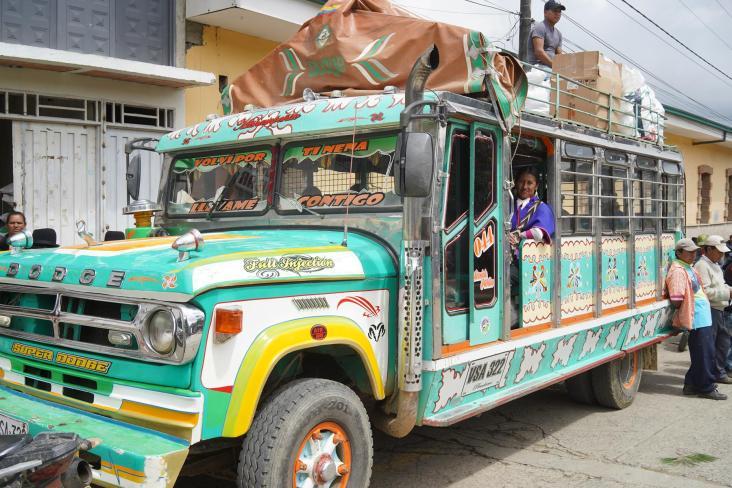 22 Colombie Sylvia