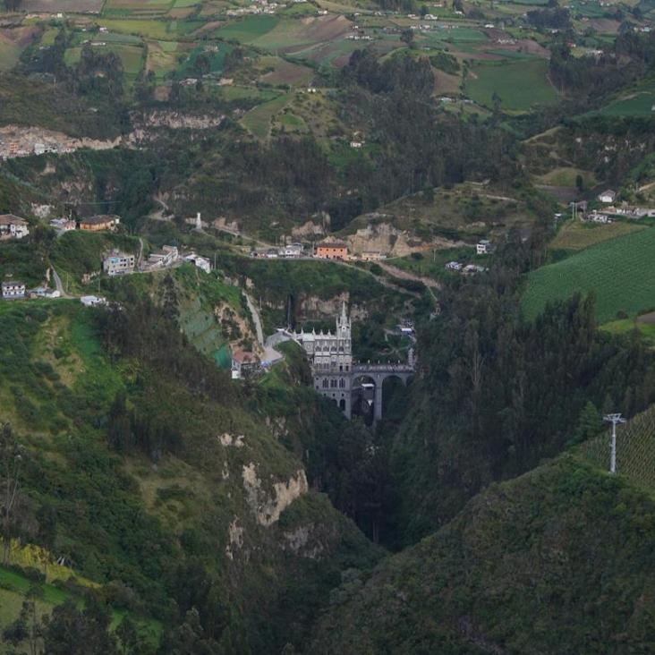 6 Colombie Las Lajas